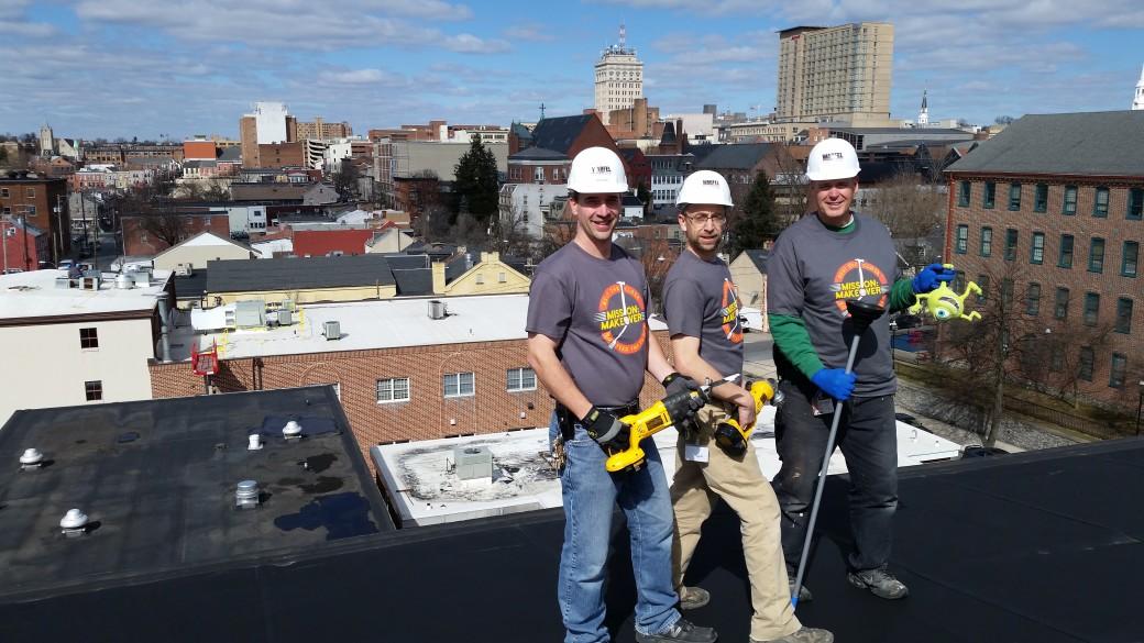Water Street's Maintenance Team